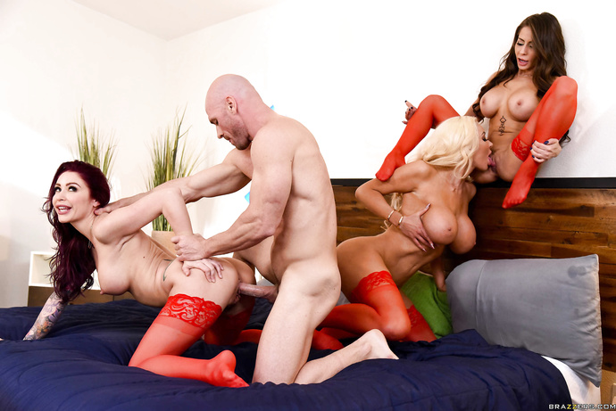 Madison Ivy Holly Michaels