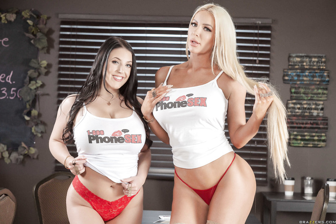 Angela White Kelly Divine