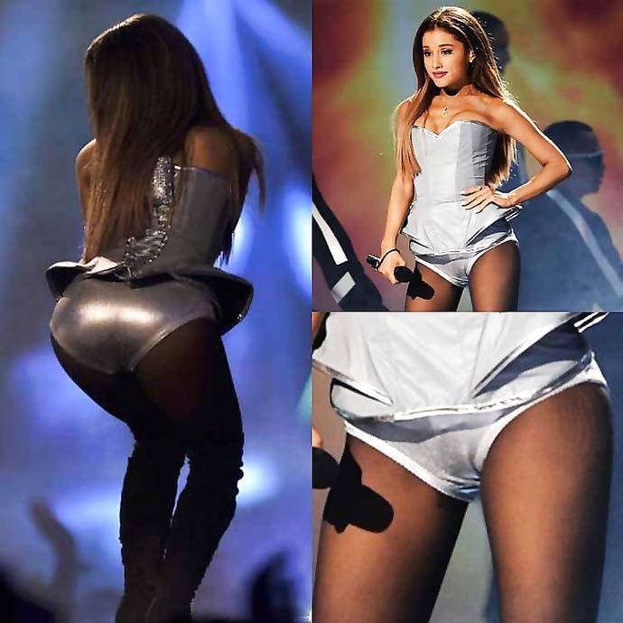 Ariana grande cute ass